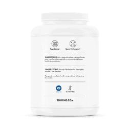Thorne Whey Protein Isolate Izolat Białka Serwatkowego NSF Certified for Sport 876g