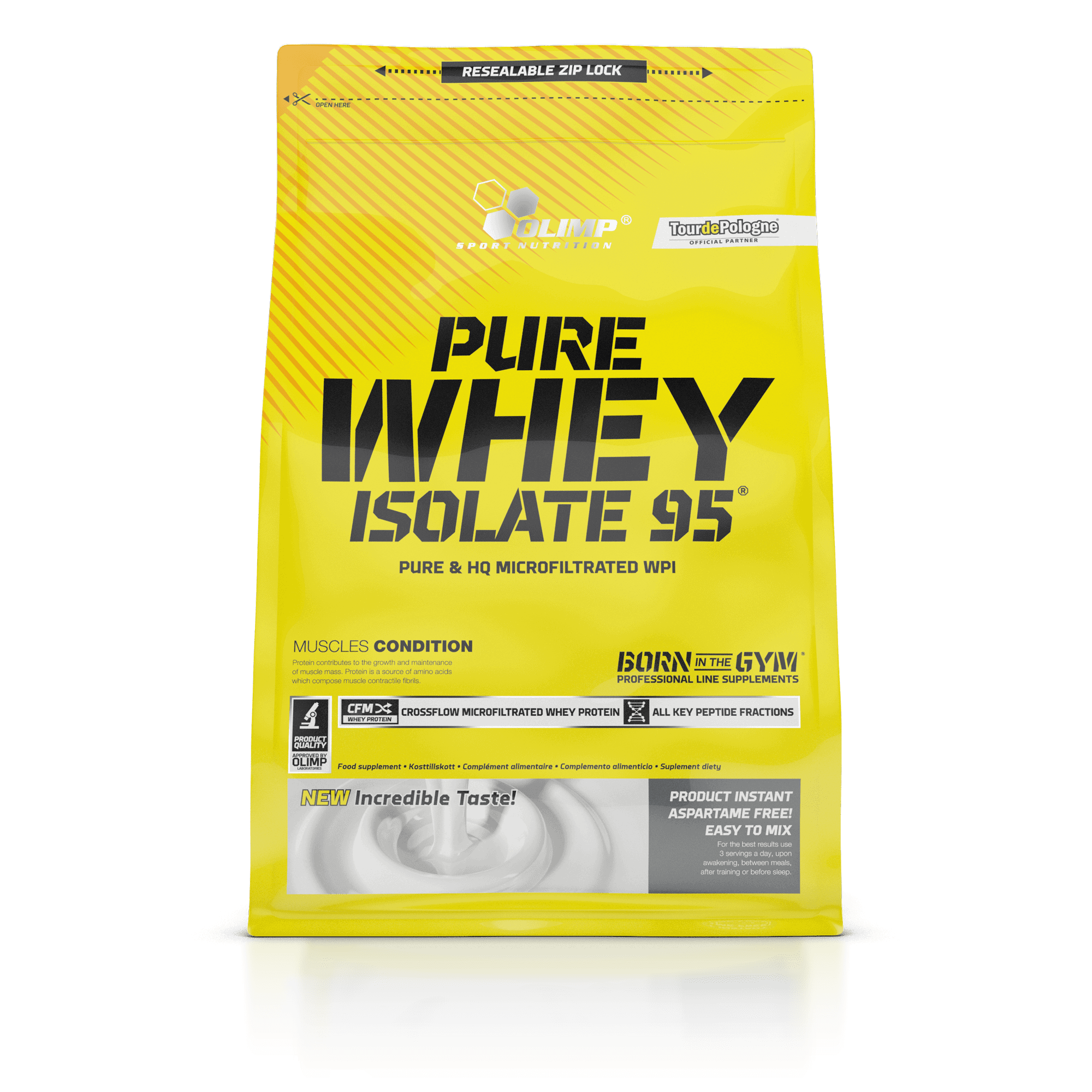 cec5be623db8 Olimp Pure Whey Isolate 95 1800G Truskawka - ceny